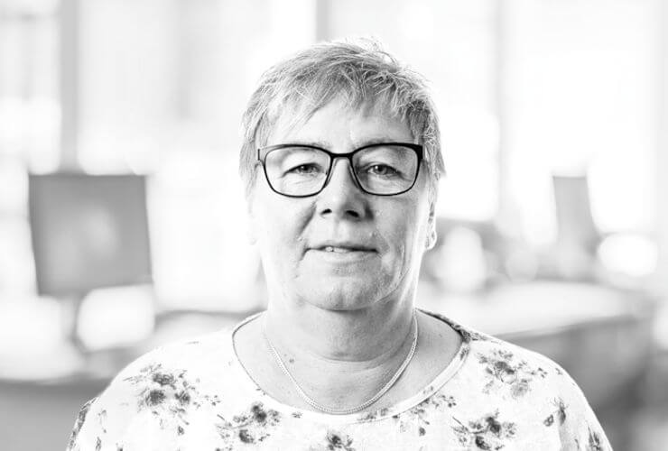 25-årsjubileum: Pia Josephsen