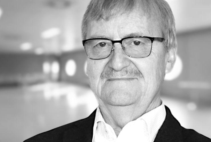Svend Jørgensen 70th birthday