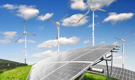 Kabellösning För Förnybar Energi