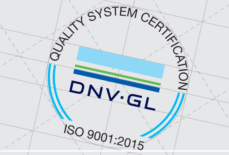 RODAN Technologies re-certified to the latest DS / EN ISO 9001: 2015