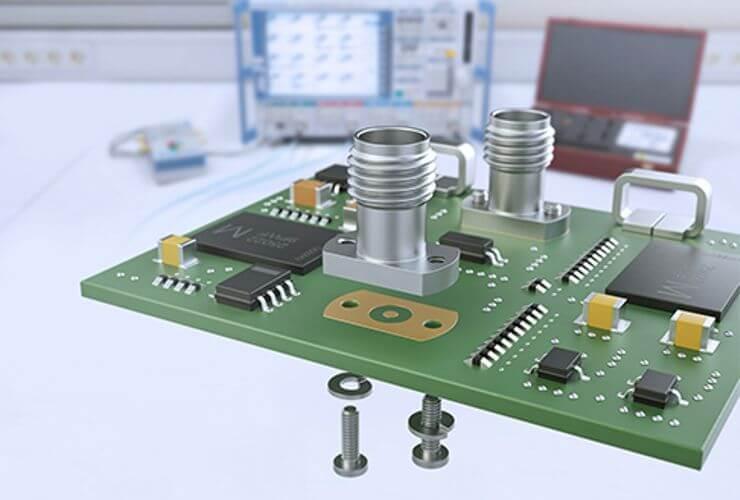 Economic Solderless PCB Connectors
