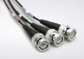 Cable assembly for test & measurement